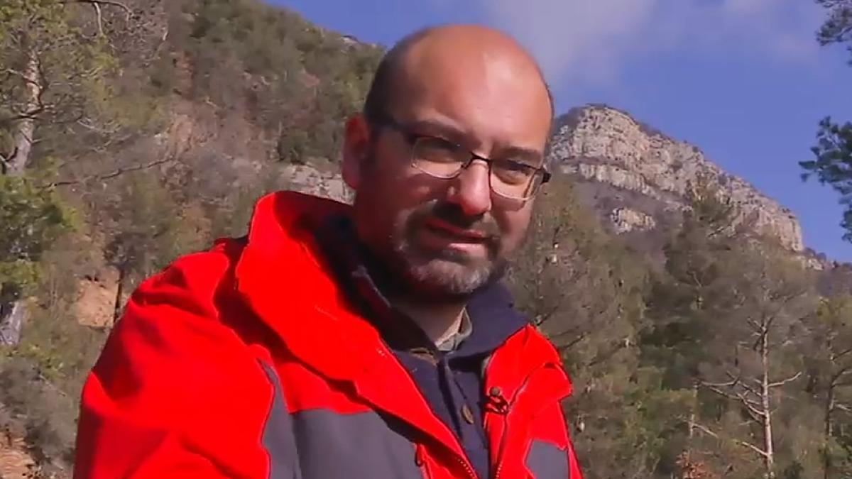 El investigador Lluís Brotons, en una imagen de archivo.