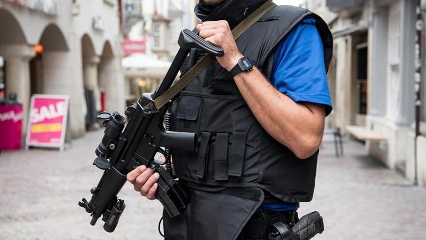 La policía suiza descarta un ataque terrorista tras la agresión a 5 personas en Schaffhouse