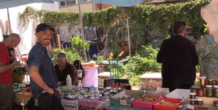 Un día de mercado en el solar | SPA MARAVILLAS