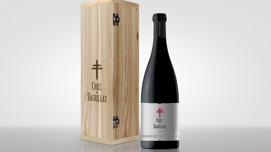 El vino 'Cruz de Sagrillas'