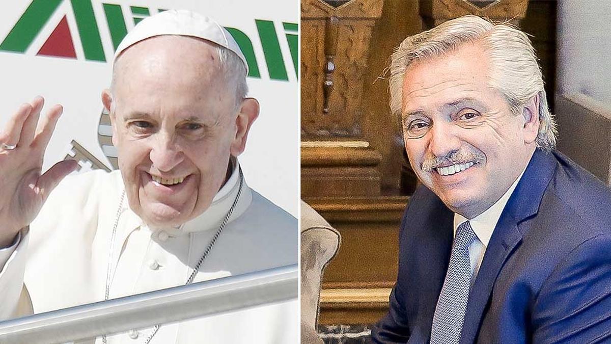 Francisco y Alberto Fernández