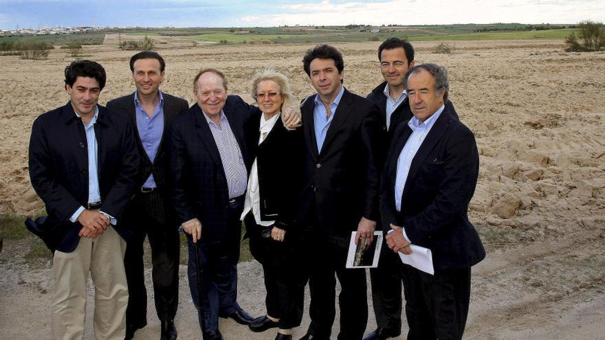 La primera piedra de Eurovegas se colocará a los 6 meses de elegir el terreno