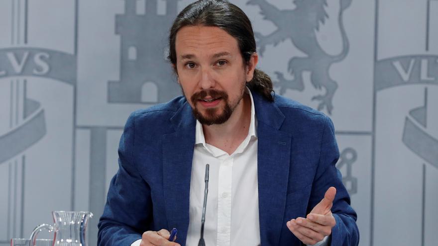 Iglesias acusa a Ayuso de poner en riesgo la salud y también la economía