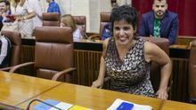 Teresa Rodríguez pide rehacer las listas electorales de Unidas Podemos en Andalucía bajo la marca Adelante