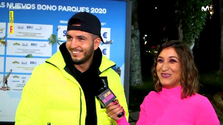 Omar Montes y Susi Caramelo