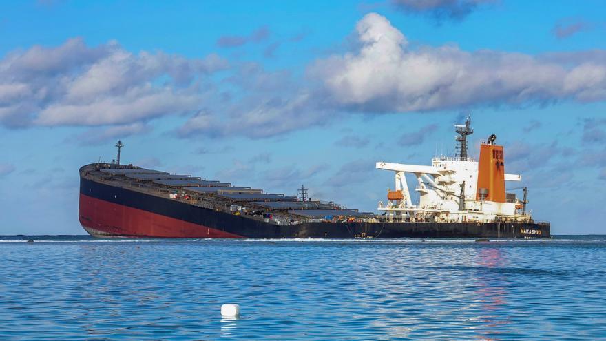 Panamá colaborará en la investigacíón del siniestro del buque en isla Mauricio