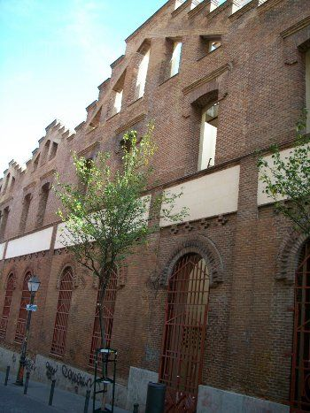 La vieja fábrica de hielo | L.C.