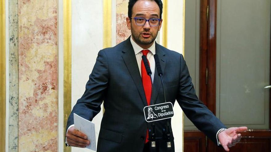 "El PSOE pide no mezclar el ""desafío"" del Parlament con el grupo de CDC"