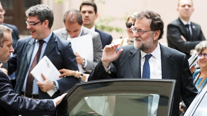 Rajoy felicita a los medallistas españoles del Mundial de Londres 2017