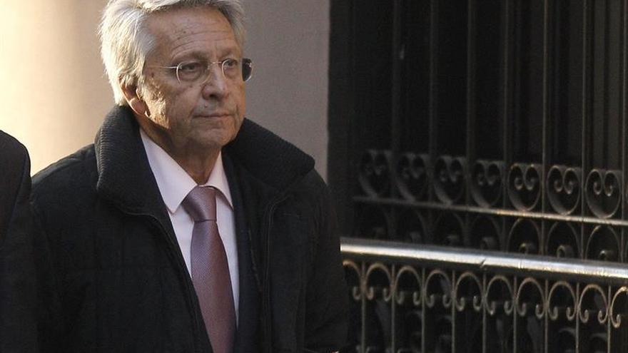 La Audiencia Nacional pone en libertad al expresidente de Novacaixagalicia
