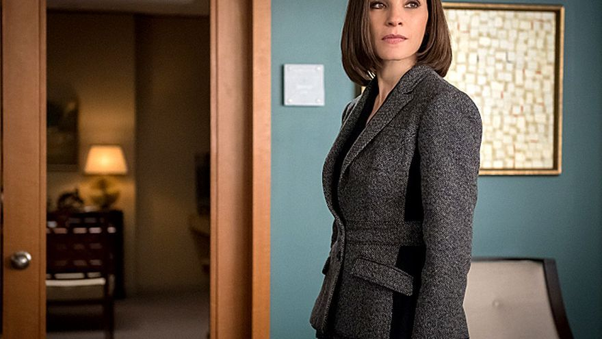 Julianna Margulies, en 'The Good Wife'