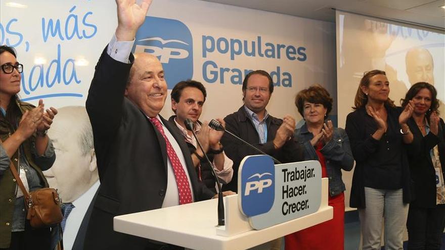 """El alcalde de Granada pide una """"gran coalición"""" en España de PP, PSOE y C's"""