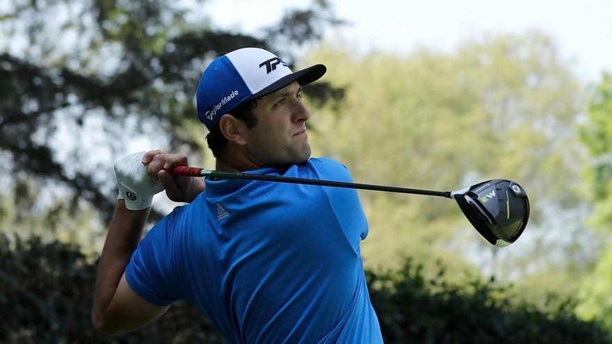 Jon Rahm, el jugador vasco de golf, sensación de la temporada