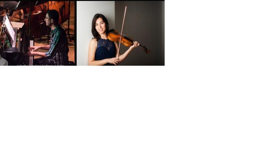 Concierto violín y piano El Hierro
