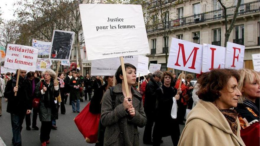Cada tres días muere un mujer en Francia por violencia machista