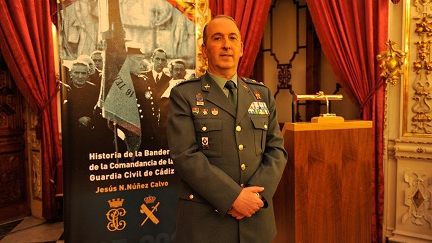 """El coronel de la Comandancia de Algeciras dice que """"el principio de autoridad está totalmente restituido"""""""