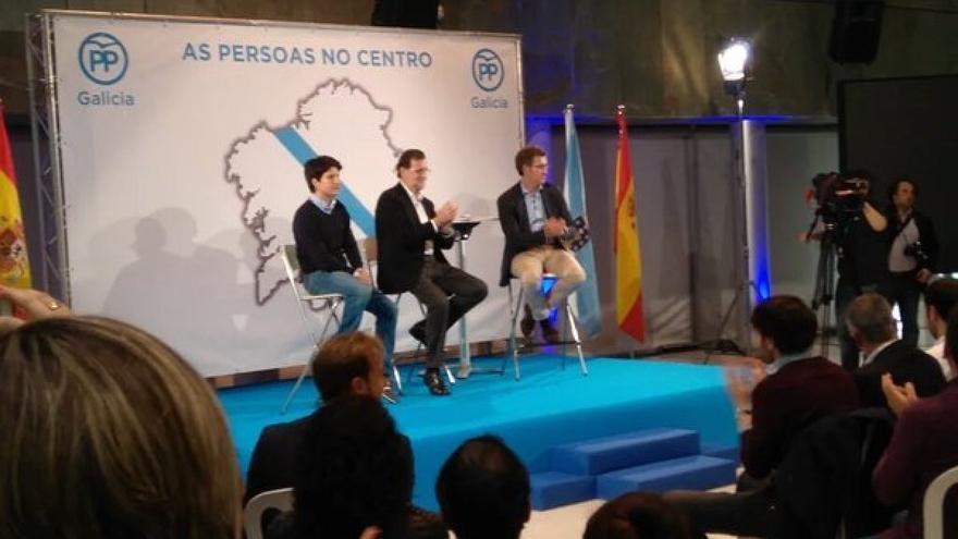 Rajoy, esta tarde en Ourense
