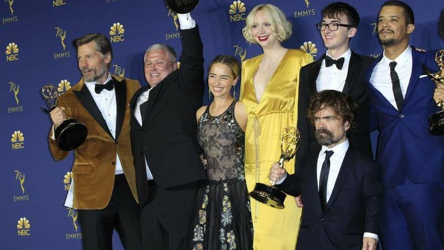 """Los Ángeles acoge hoy la 71 gala de los Emmy con """"Game of Thrones"""" de favorita"""