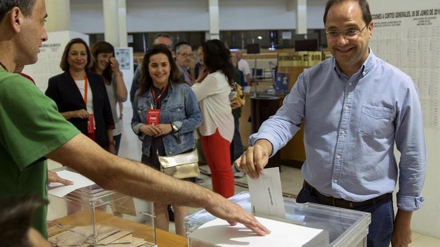 """Luena apela a la importancia de estas elecciones para """"el futuro colectivo"""""""