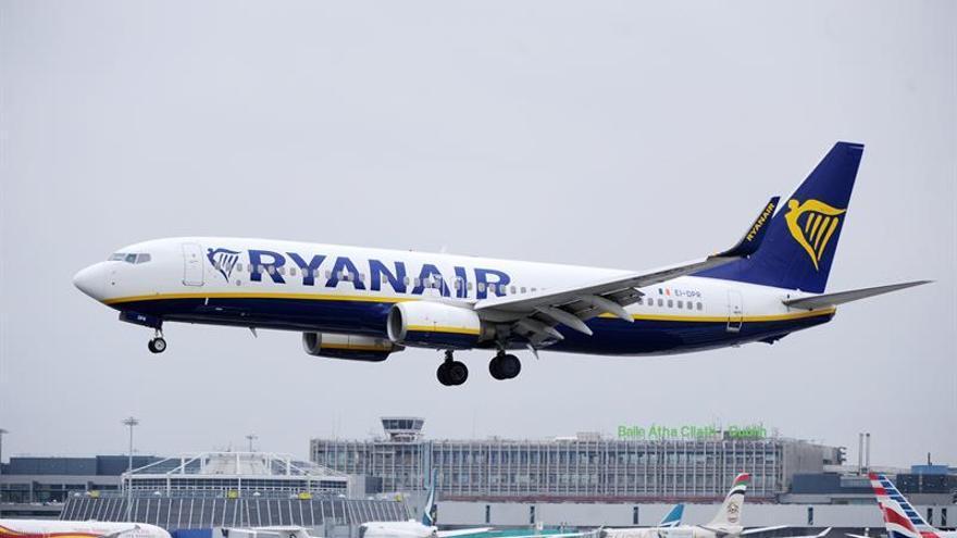 Se mantiene la huelga en Ryanair al no alcanzar un acuerdo entre la aerolínea y los sindicatos
