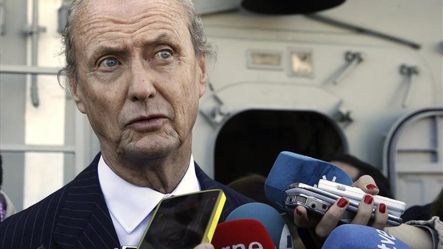 El ministro de Defensa español llega al Líbano para visitar a las tropas