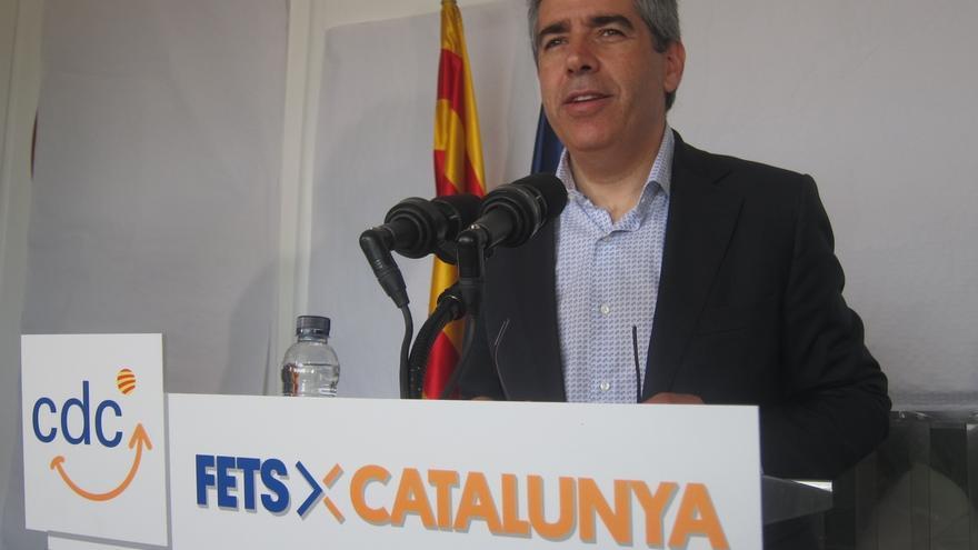 Rajoy se ha reunido en Moncloa con el portavoz de Convergència en el Congreso
