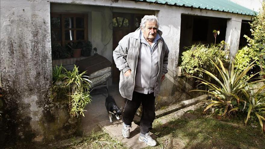 Mujica celebra su 78º cumpleaños a la espera de la gira que le llevará a España
