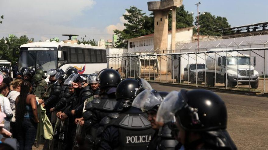 Denuncian 506 fallecidos en cárceles de Venezuela en 2013, el 14 por ciento menos que 2012