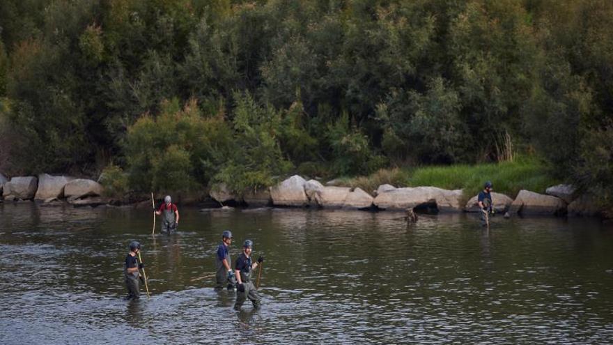 Hallan sin vida el bebé arrojado al río Besòs por su padre menor de edad