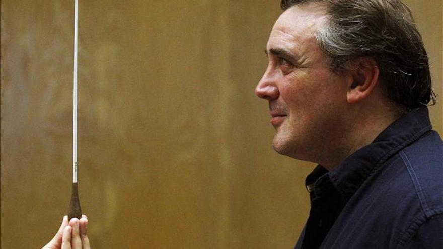 Jaime Martín dirige mañana a la Orquesta de Cadaqués en el Auditorio Nacional