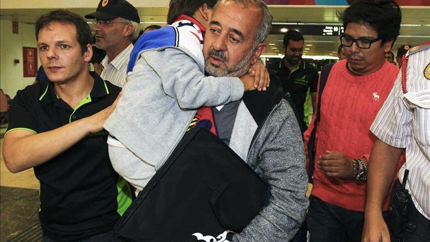 El refugiado sirio de Getafe pide ayuda a Rajoy para reunir a su familia