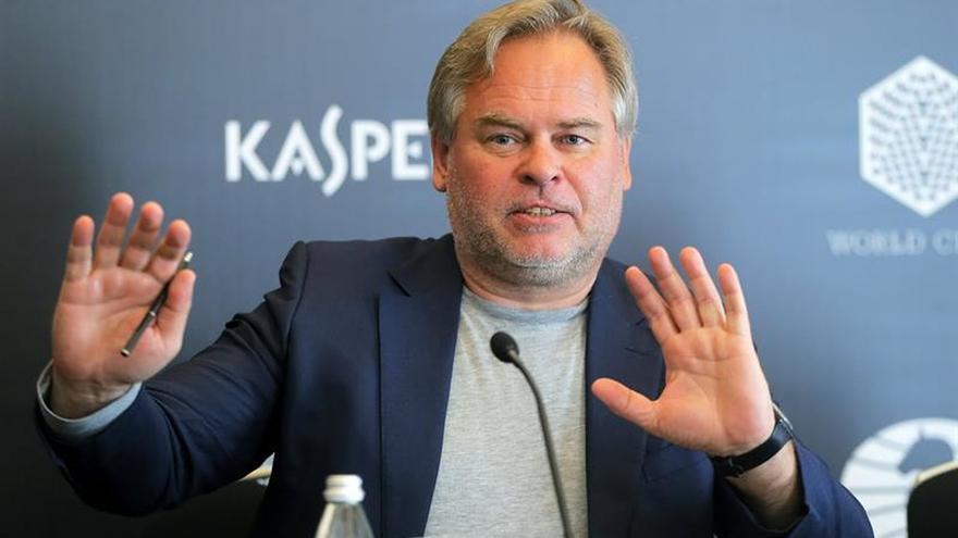 Kaspersky niega que se use su programa para obtener secretos de EE.UU.