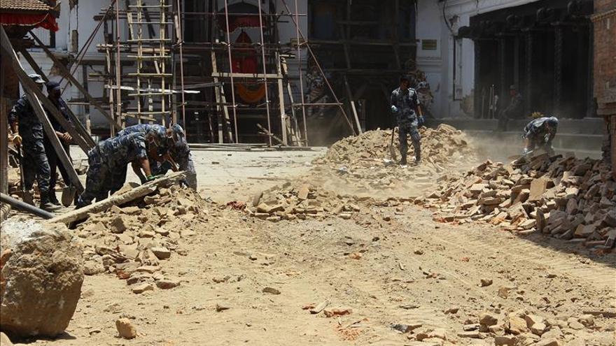 Nepal sufrió 274 réplicas de más de 4 grados tras el terremoto del 25 de abril