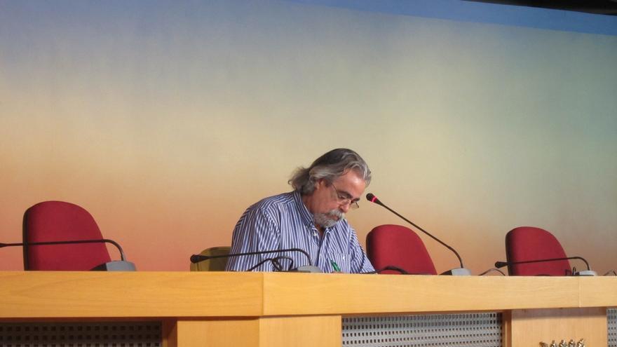 """Ángel Pérez cree que """"a estas alturas ya está claro"""" que IU debe concurrir con """"sus siglas y su programa"""""""