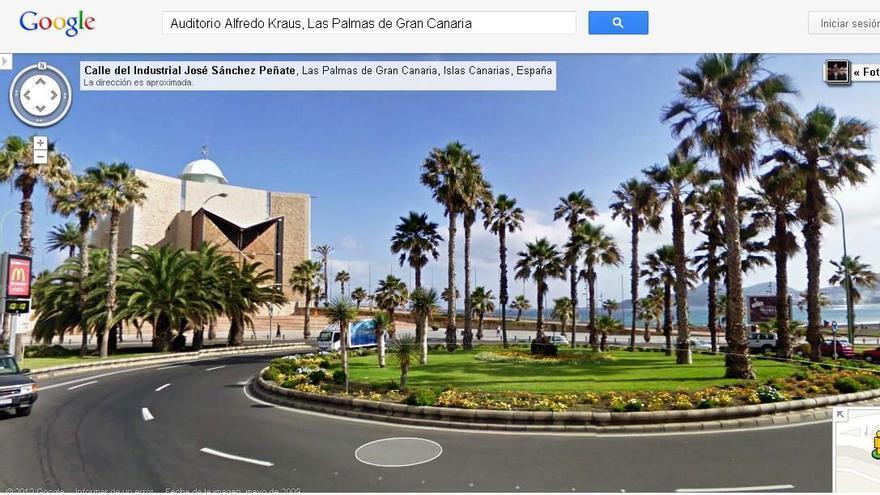 Captura de Google Street View.