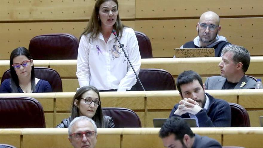 Nueva Canarias quiere conmemorar el 85 aniversario del voto femenino