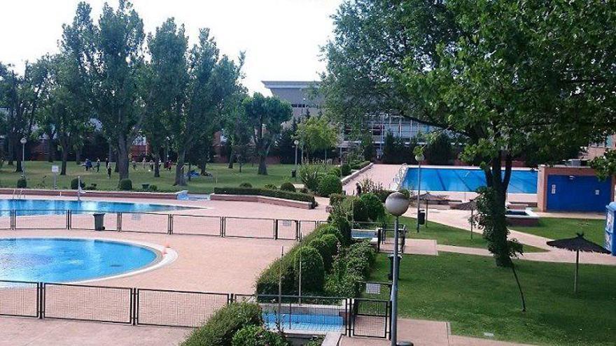 Piscina municipal de Leganés