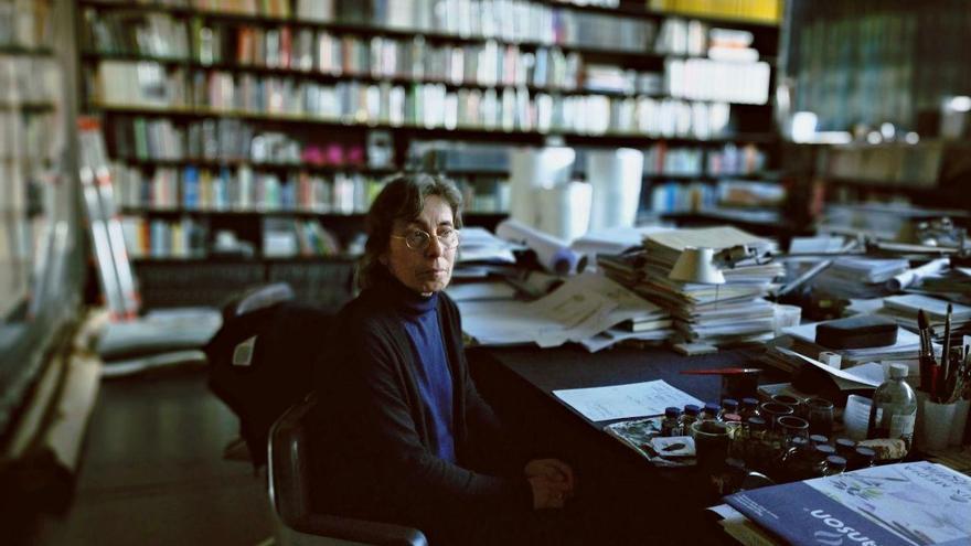 Carme Pigem, del estudio de arquitectos RCR de Olot