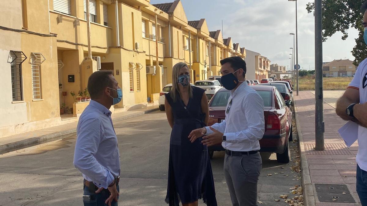Fomento realizará obras de mejora en 16 viviendas sociales de Torre Pacheco