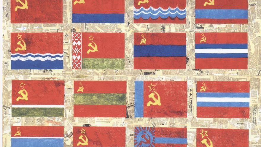 Agustín Parejo School, Du Cote de l'URSS.