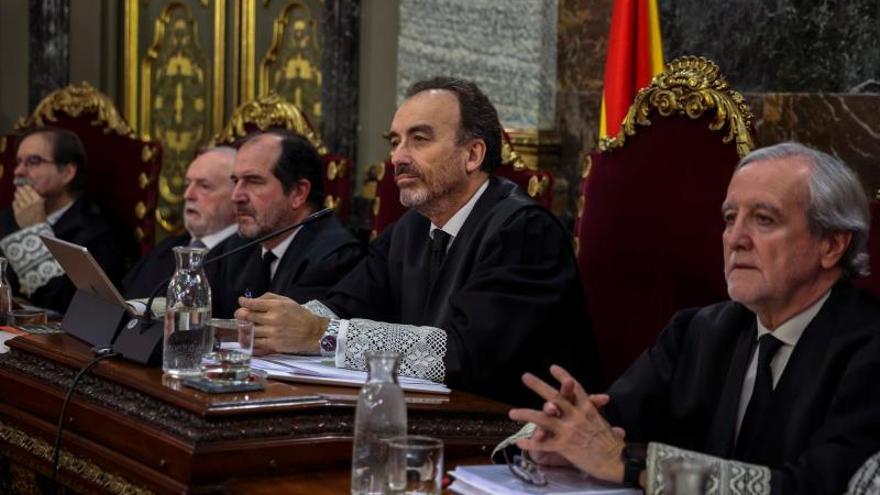 """El Supremo rechaza anular el fallo del """"procés"""": No se han criminalizado ideas"""
