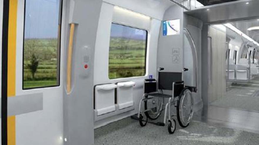 Accesibilidad en el EuskoTren