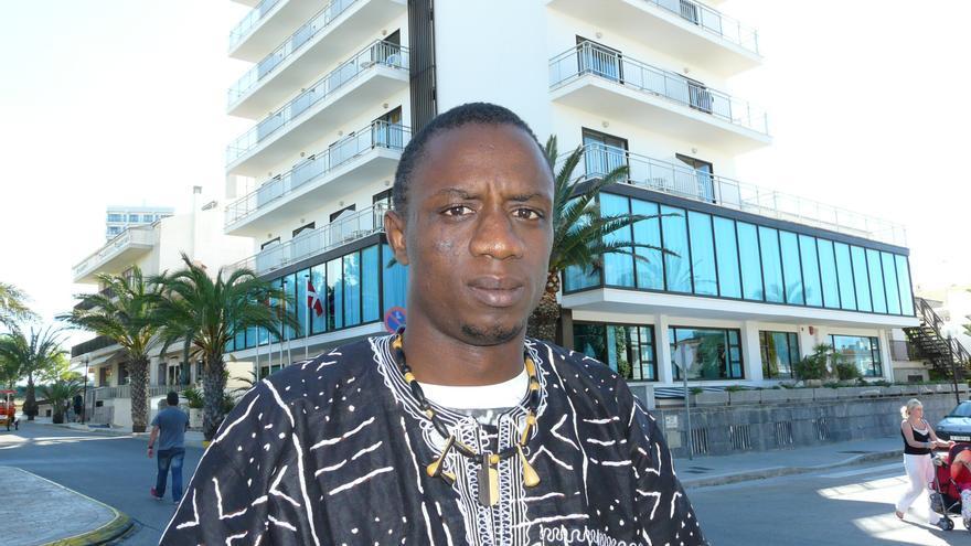 Kalidou Amadou Gaye, amigo de la infancia de Alpha Pam, será el primero en declarar sobre el caso Alpha Pam.