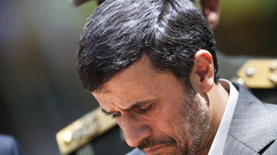 Mahmud Ahmadineyad, presidente de Irán