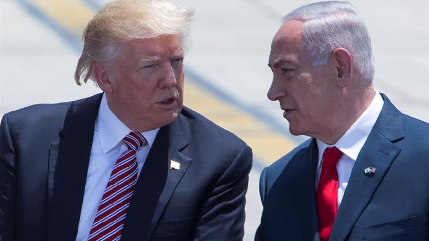 Netanyahu pedirá hoy a Trump que altere el pacto nuclear con Irán, según medios israelíes