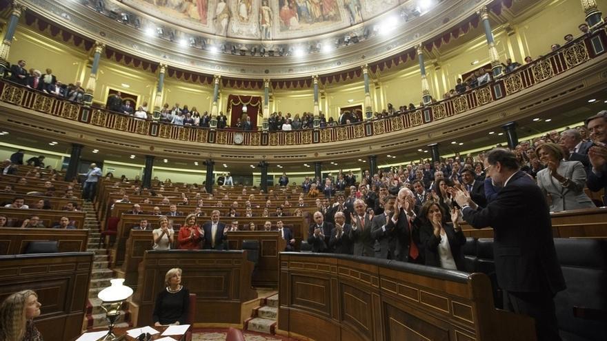 Rajoy jurará mañana a las 10.30 horas su cargo como presidente del Gobierno ante el Rey