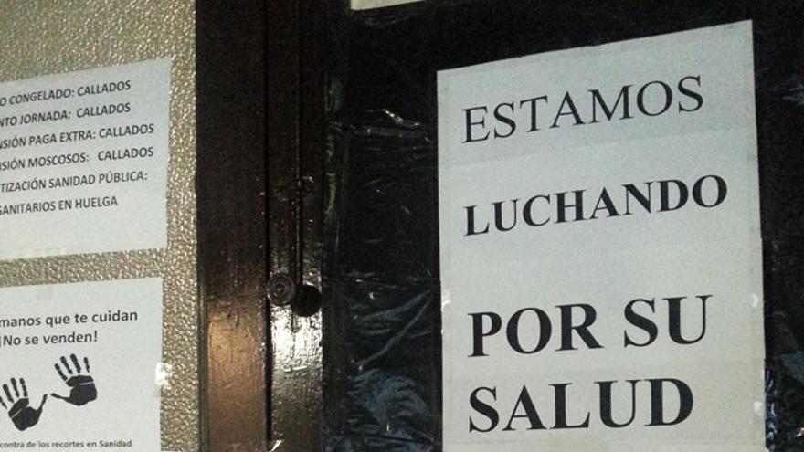 Carteles Centro Salud
