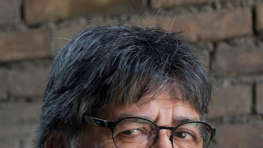El escritor chileno Luis Sepúlveda protagoniza este viernes una nueva cita de 'Diálogos de Medianoche'