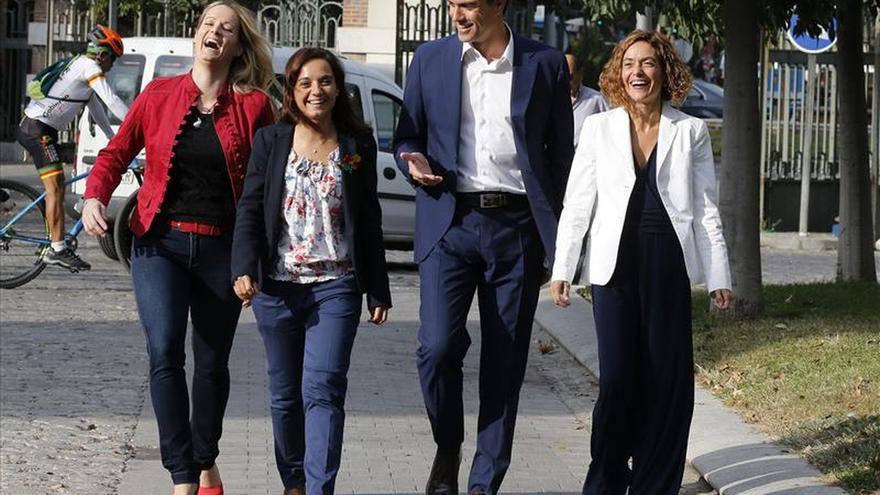 La catalana Meritxell Batet, número dos en la lista del PSOE por Madrid