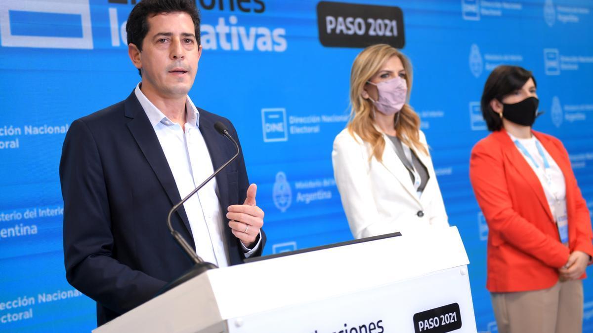 Wado de Pedro destacó el compromiso de todos los que participaron en el proceso electoral